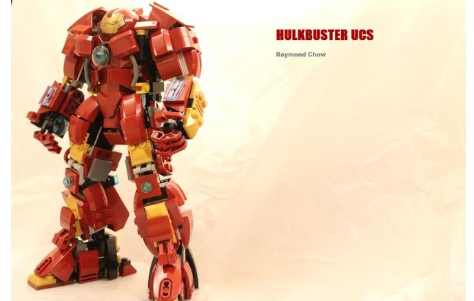 LEGO – IDEAS – Hulkbuster UCS