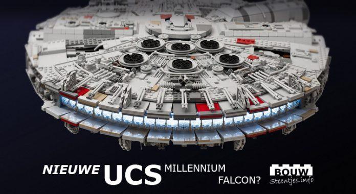 Geruchtenmolen: LEGO Star Wars 75192 UCS Millennium Falcon