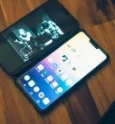 LG V50 휴대폰의 하이라이트 듀얼스크린..