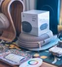 구글 홈 미니 – Google Home Mini – 어느 방에서나 사용할 수 있는 스마트 스피커