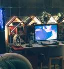 거실책상 – 필립스 휴 Hue 스트립 플러스 4세대 신제품 2m 블루투스 기능